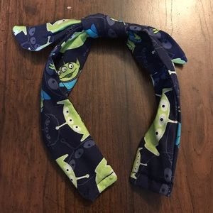 Disney Accessories - Green Alien Toy Story Bow Headband
